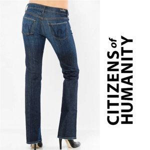 Citizens of humanity dita bootcut jeans EUC 28